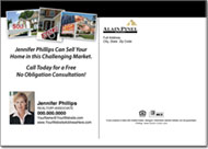 Real Estate Postcards, Alain Pinel Postcard