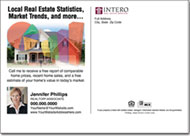 Real Estate Postcards, Intero Postcard