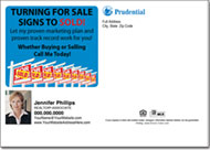 Real Estate Postcards, Prudential Postcard